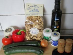 Ingrédients_Pâtes 100% provençales