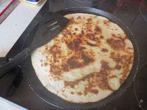 Préparation_tortilla