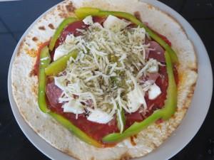 Préparation_pizzadilla